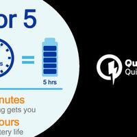 5 minutos de carga son 5 horas más en tu teléfono: así es Quick Charge 4.0 de Qualcomm