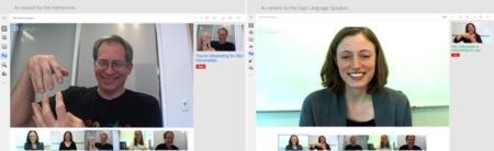 Google+ añade el lenguaje de signos a sus hangouts