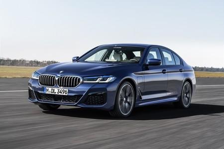 BMW Serie 5 2021, el sedán se renueva enfocándose en la conectividad y seguridad y adoptando motores híbridos