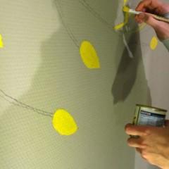 Foto 3 de 4 de la galería pinta-pared-con-proyector en Decoesfera