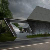 El CUPRA León y el Formentor se gestarán en este vanguardista edificio inspirado en un box de competición