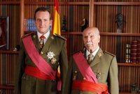 Finaliza el rodaje de '20-N', con Manuel Alexandre en el papel de Francisco Franco