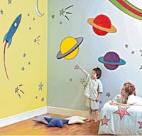 Vinilos decorativos de Imaginarium para la habitación infantil