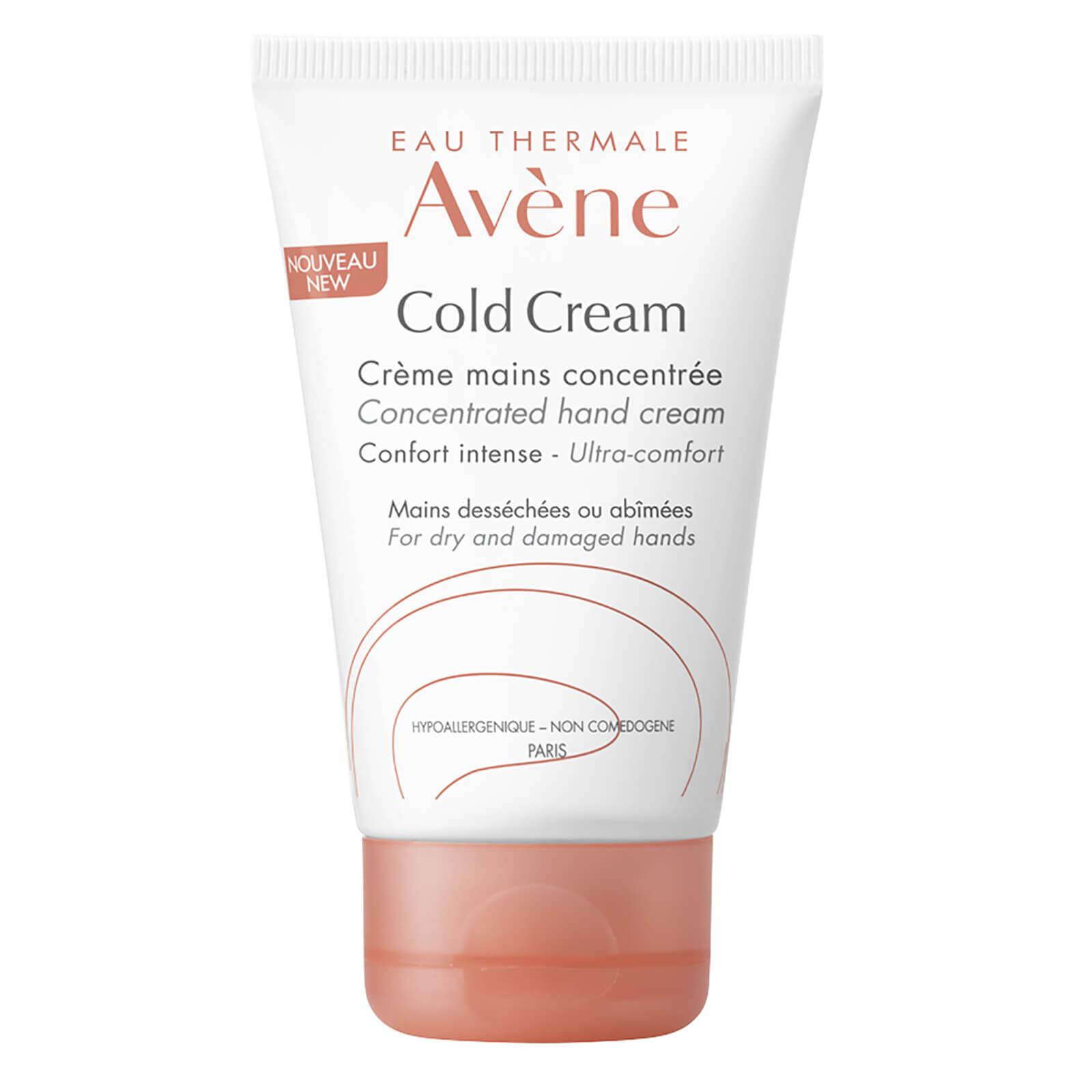 Crema de manos concentrada Cold Cream de Avène