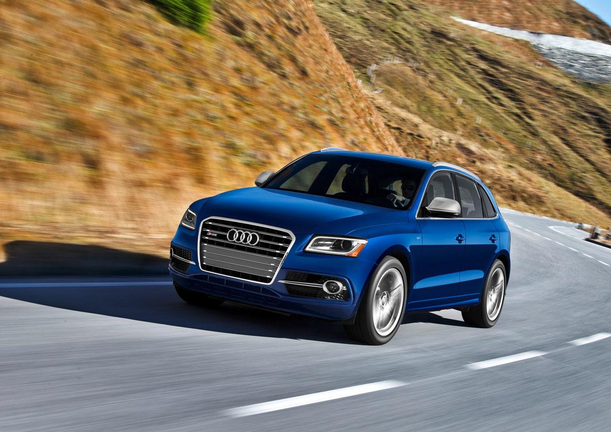 Foto de Audi SQ5 TFSI (6/12)