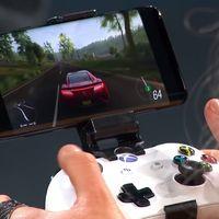 Así luce Forza Horizon 4 de Xbox One en el móvil con Project xCloud, el servicio de Microsoft que llegará a finales de año