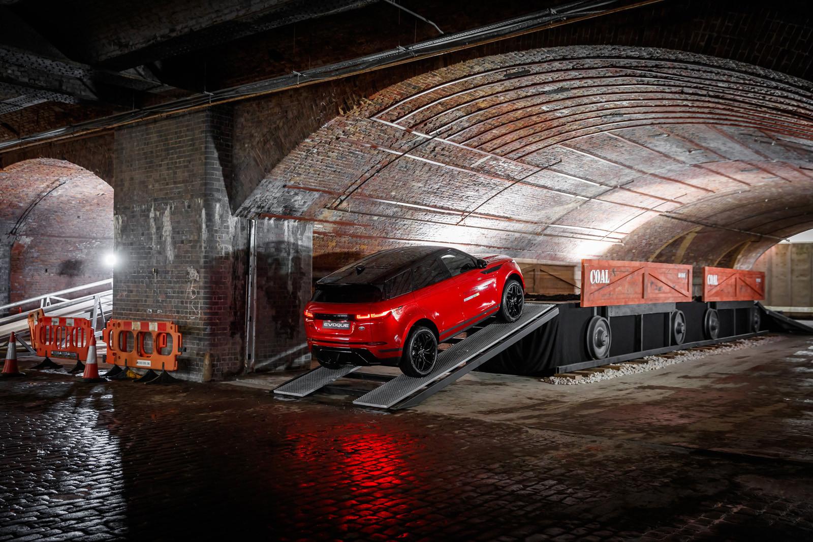 Foto de Range Rover Evoque 2019 (presentación) (12/38)