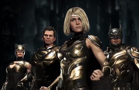Injustice 2 se actualiza a la versión 1.07: reajustes y sombreadores de torneo para cada luchador y llega la skin de Bizarro