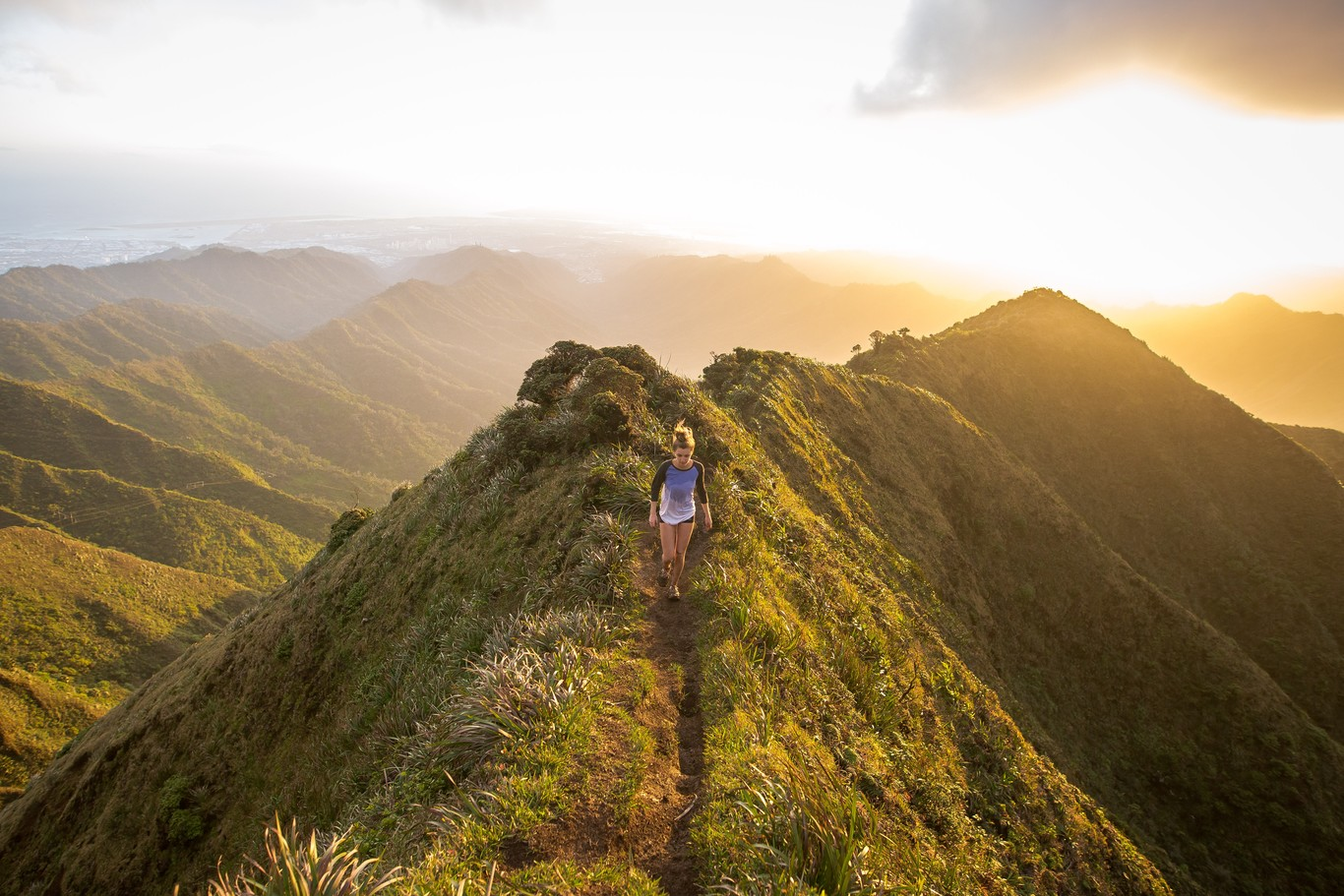 Correr en Galicia: siete rutas de 10 kilómetros o menos para disfrutar estas vacaciones