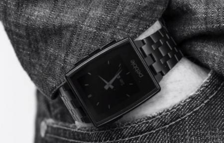 Pebble Steel, versión metálica del smartwatch Pebble con Gorilla Glass