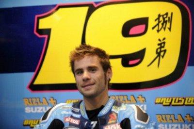 Álvaro Bautista también se lesiona haciendo Motocross