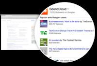 Los resultados de Google mostrarán la actividad en las aplicaciones de Google+