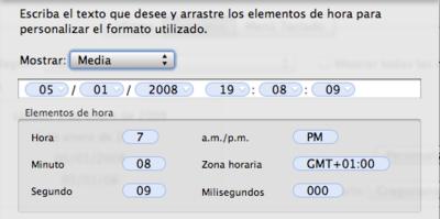 Truco: Añade la fecha al reloj de la barra del sistema