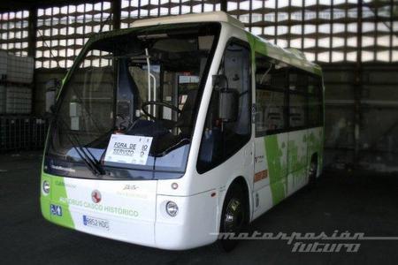 Bus ZEUS Delantera