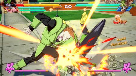 Krilin, Piccolo y los Androides 16 y 18 hacen gala de sus mejores golpes en Dragon Ball FighterZ en dos nuevos gameplay [GC 2017]