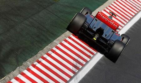 Sergio Pérez tiene como único objetivo superar a Jenson Button