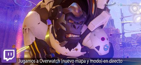 Streaming de Overwatch, con nuevo mapa y modo, a las 17:00h (las 10:00h en Ciudad de México)