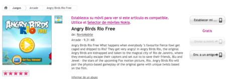 Angry birds rio free