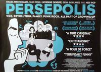 Cómic en cine: 'Persépolis', de Vincent Paronnaud y Marjane Satrapi