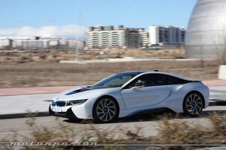 BMW i8 Prueba 16