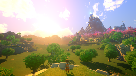 Yonder: The Cloud Catcher Chronicles  continuará el legado de los indies preciosistas en 2017