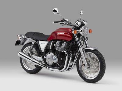 Estética retro al estilo de Honda, aquí están las nuevas y preciosas Honda CB1100EX y CB1100RS
