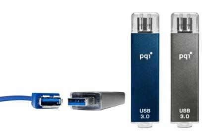 Memorias USB 3.0 de PQi, la nueva generación de memorias empieza a llegar