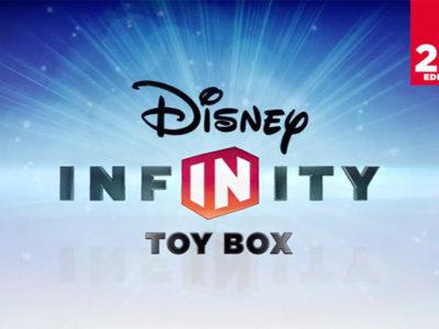 Disney Infinity: Toy Box 2.0, un potente y entretenido juego para los más pequeños