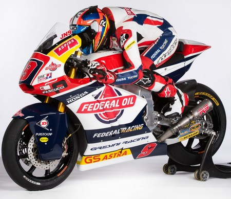 Jorge Navarro Moto2 Gresini 4