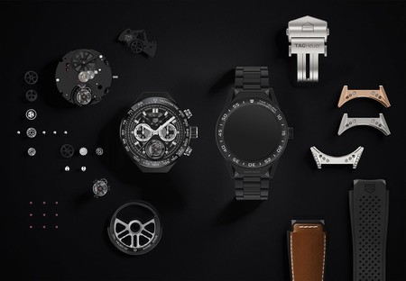 Tag Heuer Connected Modular 45 Oficial