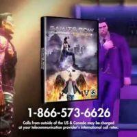 La teletienda se apodera de este descacharrante tráiler de Saints Row IV: Re-Elected & Gat Out of Hell
