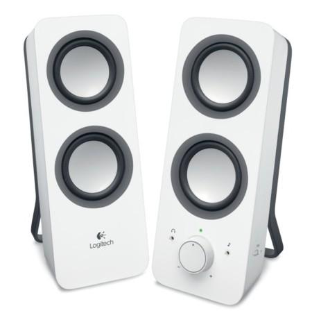 Logitech z200, z150 y z50, nuevos altavoces hogareños