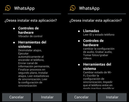 Whatsapp Gold Permisos