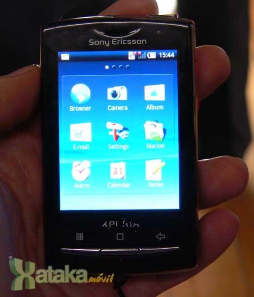 Foto de Sony Ericsson Xperia X10 Mini y Mini Pro en el MWC 2010 (1/4)