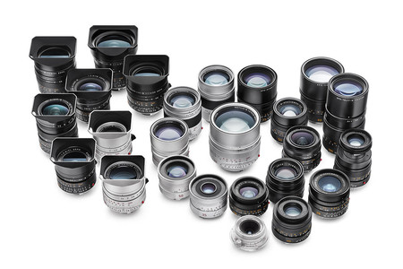 Línea de objetivos Leica