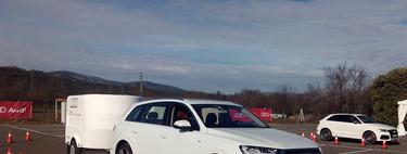 Los asistentes del Audi Q7 en ocho vídeos explicativos
