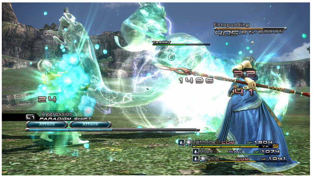 Foto de 'Final Fantasy XIII', nuevas imágenes (17/21)