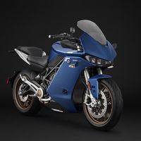 Zero SR/S es la moto eléctrica más deportiva de Zero, con 110 CV y 320 km de autonomía