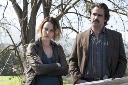 Rachel McAdams y Colin Farrell en