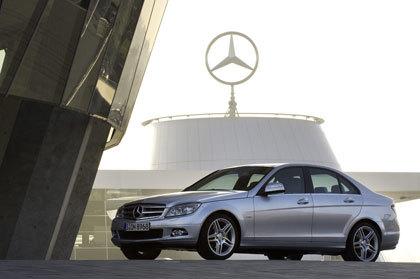 Mercedes-Benz Clase C 2007 en profundidad