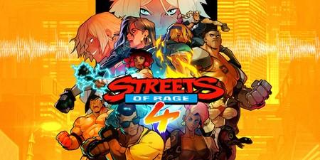 La lluvia de mamporros volverá a finales de abril tras confirmarse la fecha de lanzamiento de Streets of Rage 4