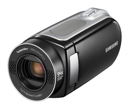 Samsung SC-MX20, videocámara para Youtube