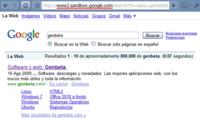 Caffeine: Google prueba un nuevo motor de búsqueda