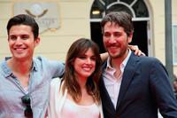 Que quede bien claro, entre Álex González y Adriana Ugarte hay mucho tomate