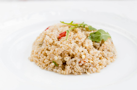 Quinoa Cocinada