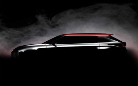 Mitsubishi nos da un pequeño adelanto del Ground Tourer, una SUV concepto que podría llevar a París