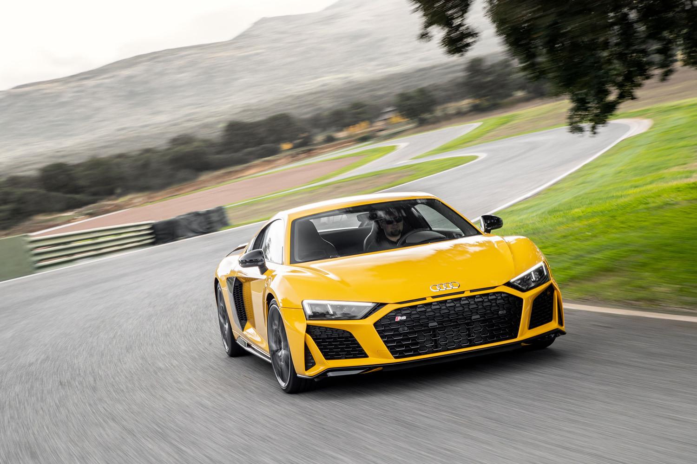 Foto de Audi R8 2019, toma de contacto (7/188)