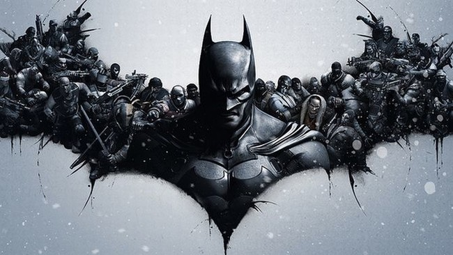 Gaming Batman Arkham Origins