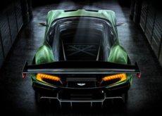 Abre bien las orejas, este Aston Martin Vulcan en Le Mans te va a alegrar el día