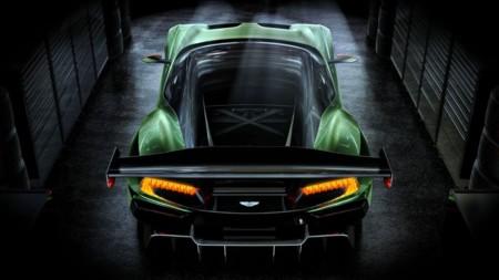 Abre bien las orejas, porque este Aston Martin Vulcan en Le Mans te va a alegrar el día